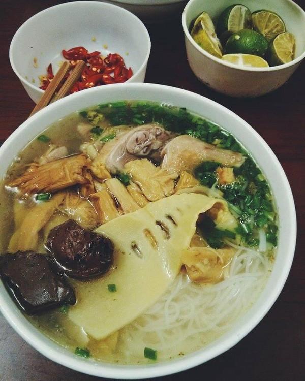 Bên cạnh bún ngan Nhàn, Hà Nội cũng còn rất nhiều quán bún ngan ngon không kém - Ảnh 15.