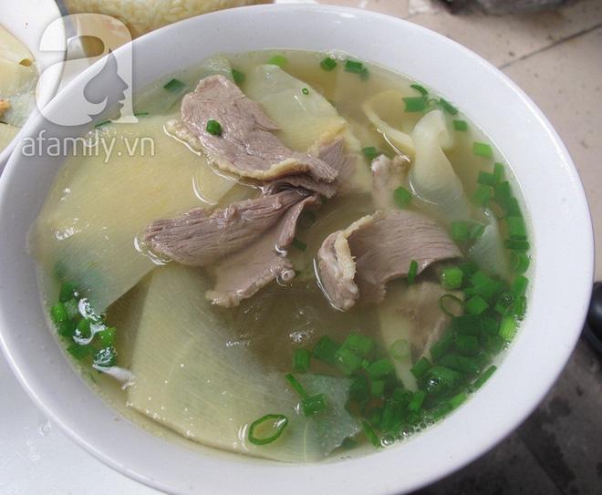 Bên cạnh bún ngan Nhàn, Hà Nội cũng còn rất nhiều quán bún ngan ngon không kém - Ảnh 6.