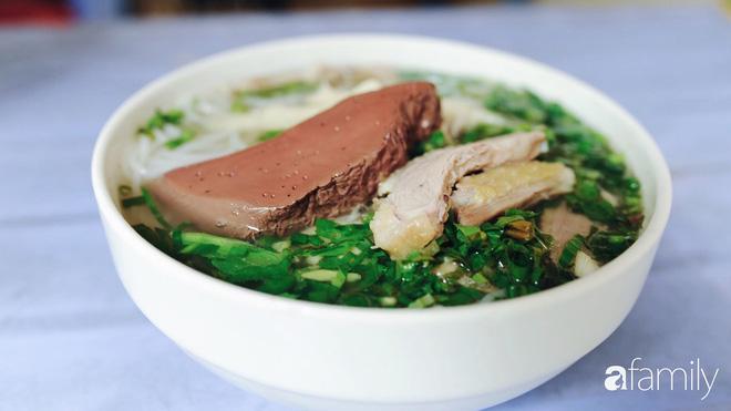 Bên cạnh bún ngan Nhàn, Hà Nội cũng còn rất nhiều quán bún ngan ngon không kém - Ảnh 4.