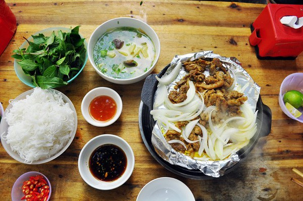 Bên cạnh bún ngan Nhàn, Hà Nội cũng còn rất nhiều quán bún ngan ngon không kém - Ảnh 17.