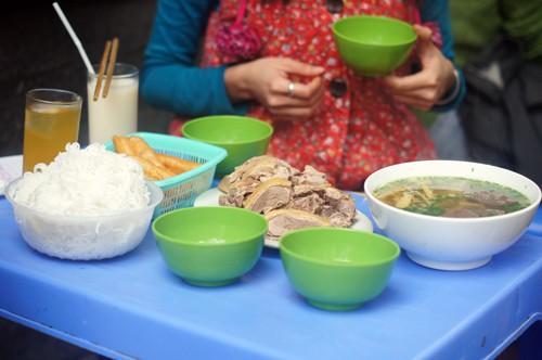 Bên cạnh bún ngan Nhàn, Hà Nội cũng còn rất nhiều quán bún ngan ngon không kém - Ảnh 11.