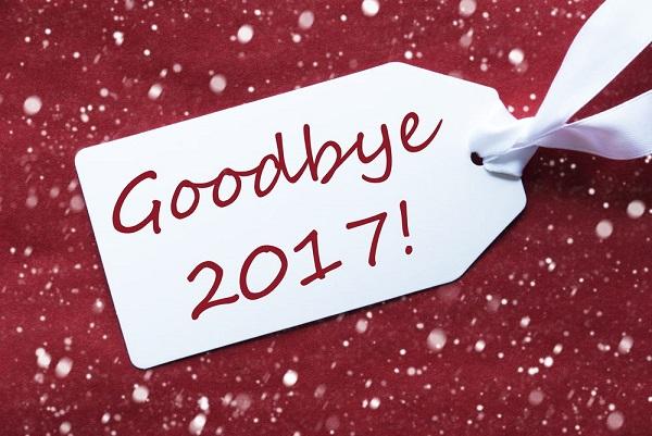 Tạm biệt năm 2017