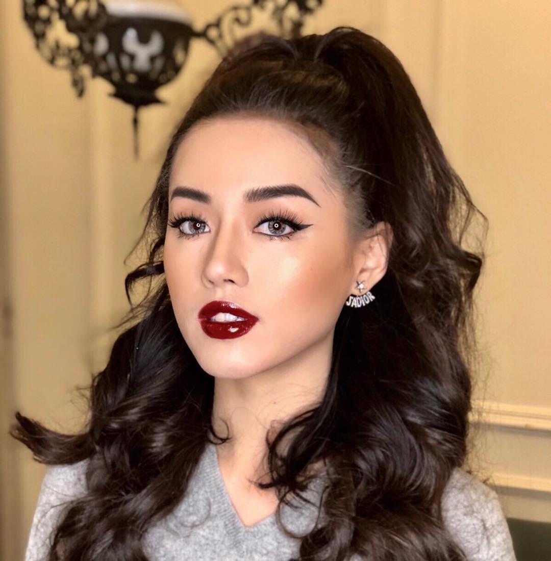 Đầu năm xinh đẹp - xinh đẹp cả năm: 12 gợi ý makeup đơn giản mà long lanh cho các cô nàng dịp Tết Tây - Ảnh 5.