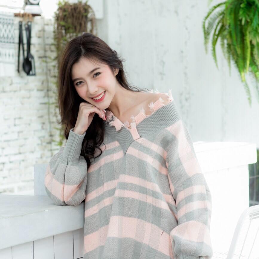 Cô bạn Thái Lan xinh đẹp, quyến rũ khó cưỡng khi diện bra đi countdown - Ảnh 4.