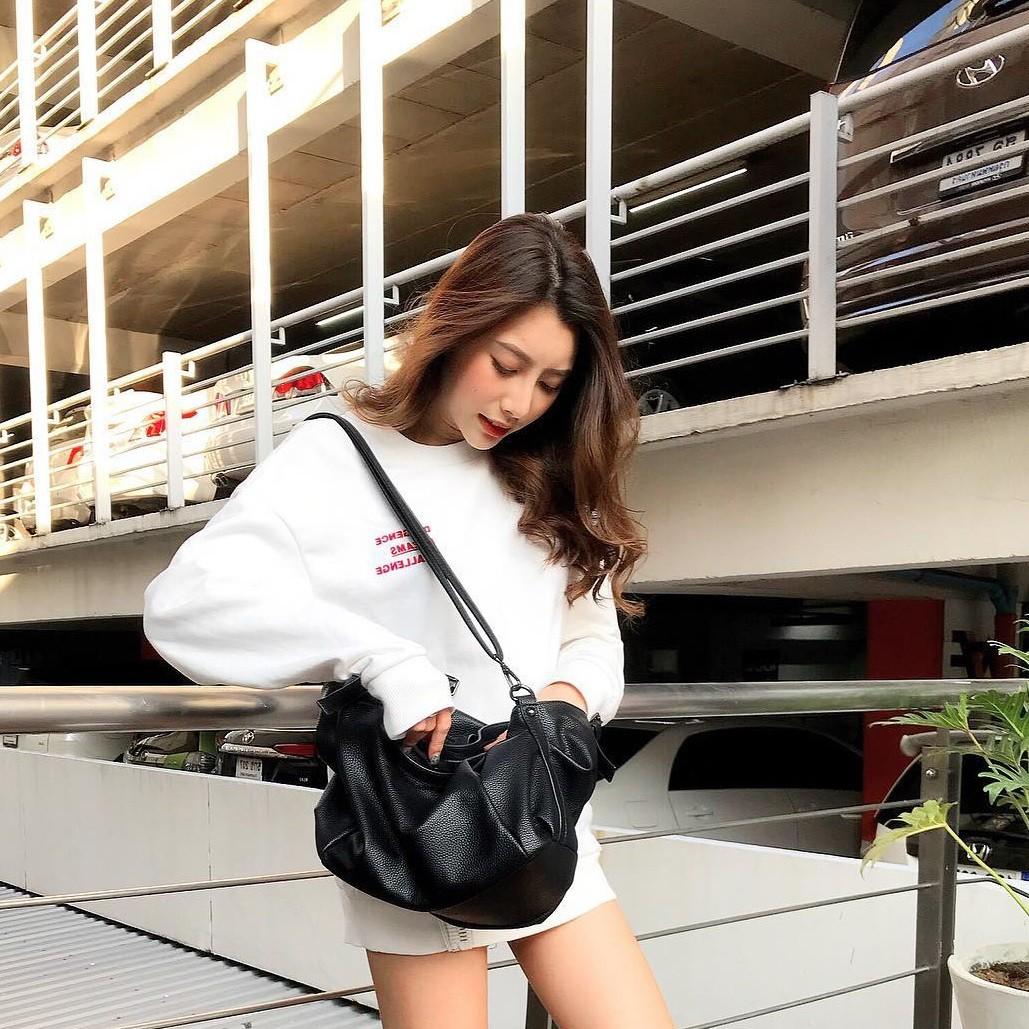 Cô bạn Thái Lan xinh đẹp, quyến rũ khó cưỡng khi diện bra đi countdown - Ảnh 7.
