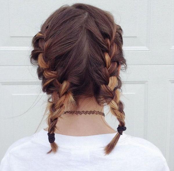 Những kiểu tóc tết dễ làm giúp con gái xinh yêu quyến rũ hết nấc