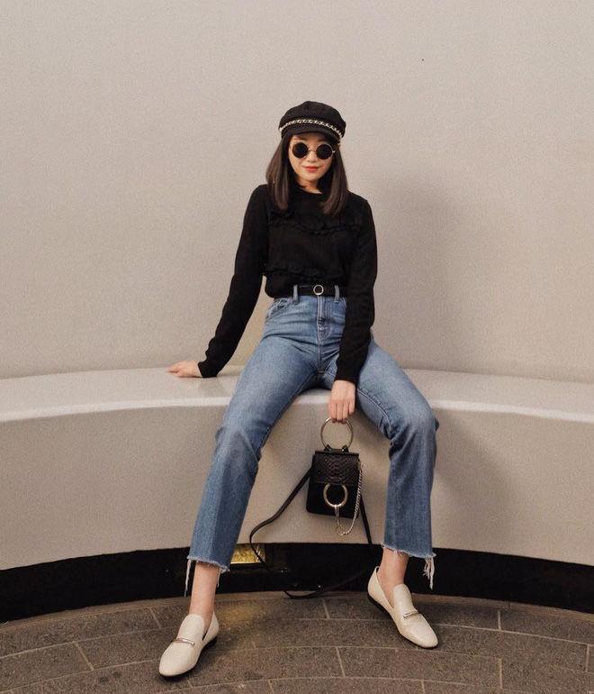 Những kiểu quần jeans vừa vừa đẹp vừa tôn dáng, con gái nhất định phải có