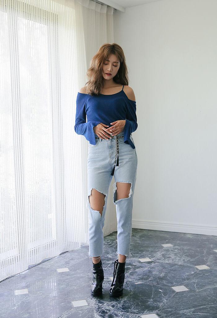 Những kiểu quần jeans vừa chất lại tôn dáng, con gái nhất định phải sắm ngay