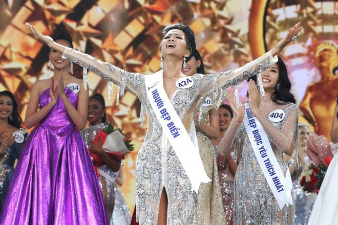 Khi Hoa hậu bị miệt thị dân tộc: Sự xấu xí của những cặp mặt bé mọn - Ảnh 8.