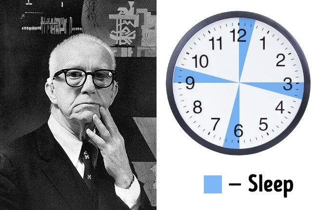 5 công thức để bạn ngủ ít mà vẫn luôn đủ giấc, tràn đầy năng lượng - Ảnh 1.