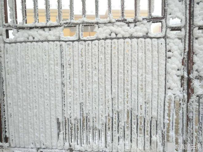 Bức ảnh cậu bé Trung Quốc bị đóng băng cả đầu vẫn đến lớp dưới thời tiết -9 độ và câu chuyện cảm động đằng sau - Ảnh 8.