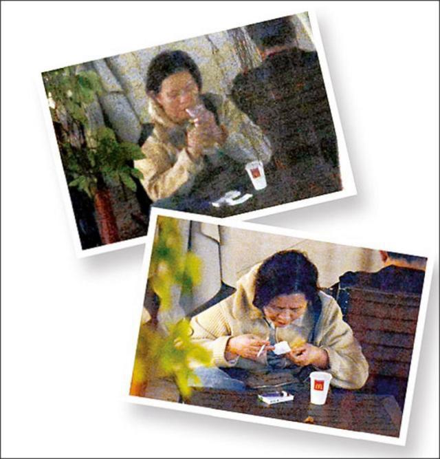 Cuộc sống bi đát của ngọc nữ Hồng Kông Lam Khiết Anh: Nhặt thức ăn thừa, sống nhờ trợ cấp - Ảnh 7.