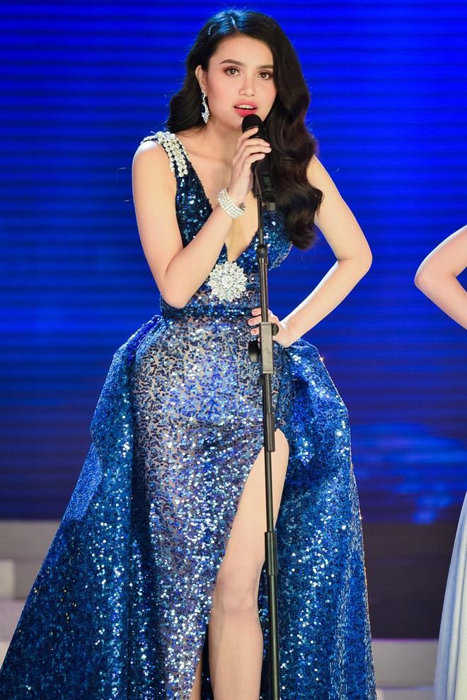 Chân dung người đẹp sẽ kế vị Hoa hậu Đại Dương khi Lê Âu Ngân Anh bị tước vương miện - Ảnh 12.