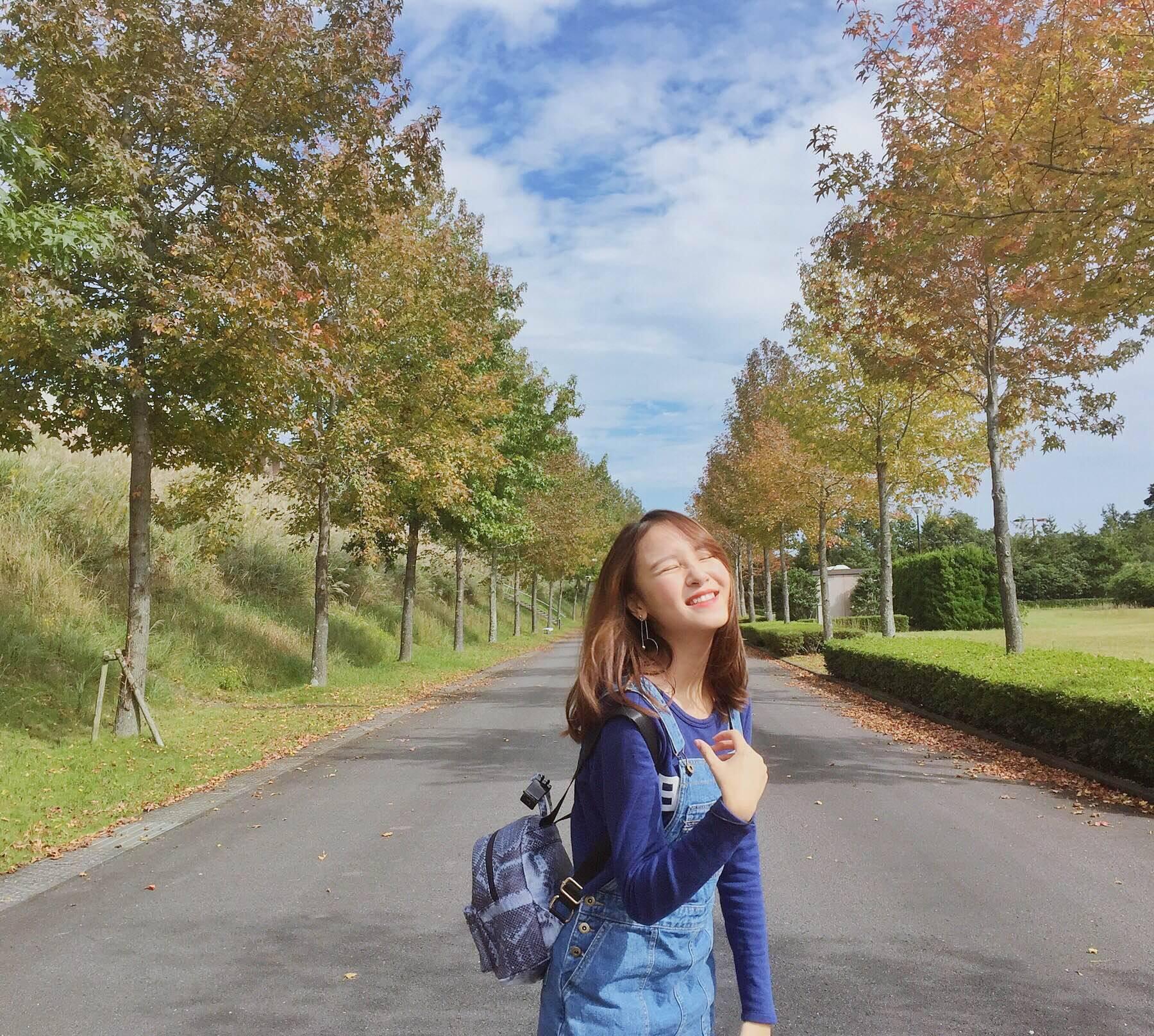 Cô nàng du học sinh Việt tại Nhật gây ấn tượng với nhan sắc ngọt ngào - Ảnh 5.