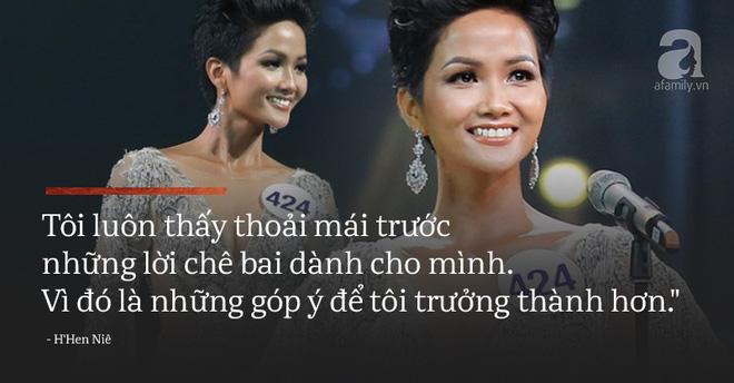 Niềm cảm hứng mang tên HHen Niê: Cô ấy đã mang văn minh của đại ngàn Tây Nguyên đến với chúng ta - Ảnh 3.