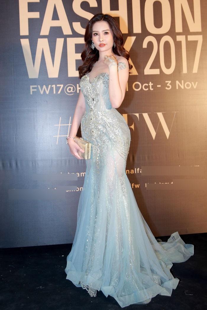 Chỉ 2 tháng đăng quang Hoa hậu Đại dương, Lê Âu Ngân Anh đã để lại dấu ấn với quá nhiều lùm xùm tranh cãi - Ảnh 5.