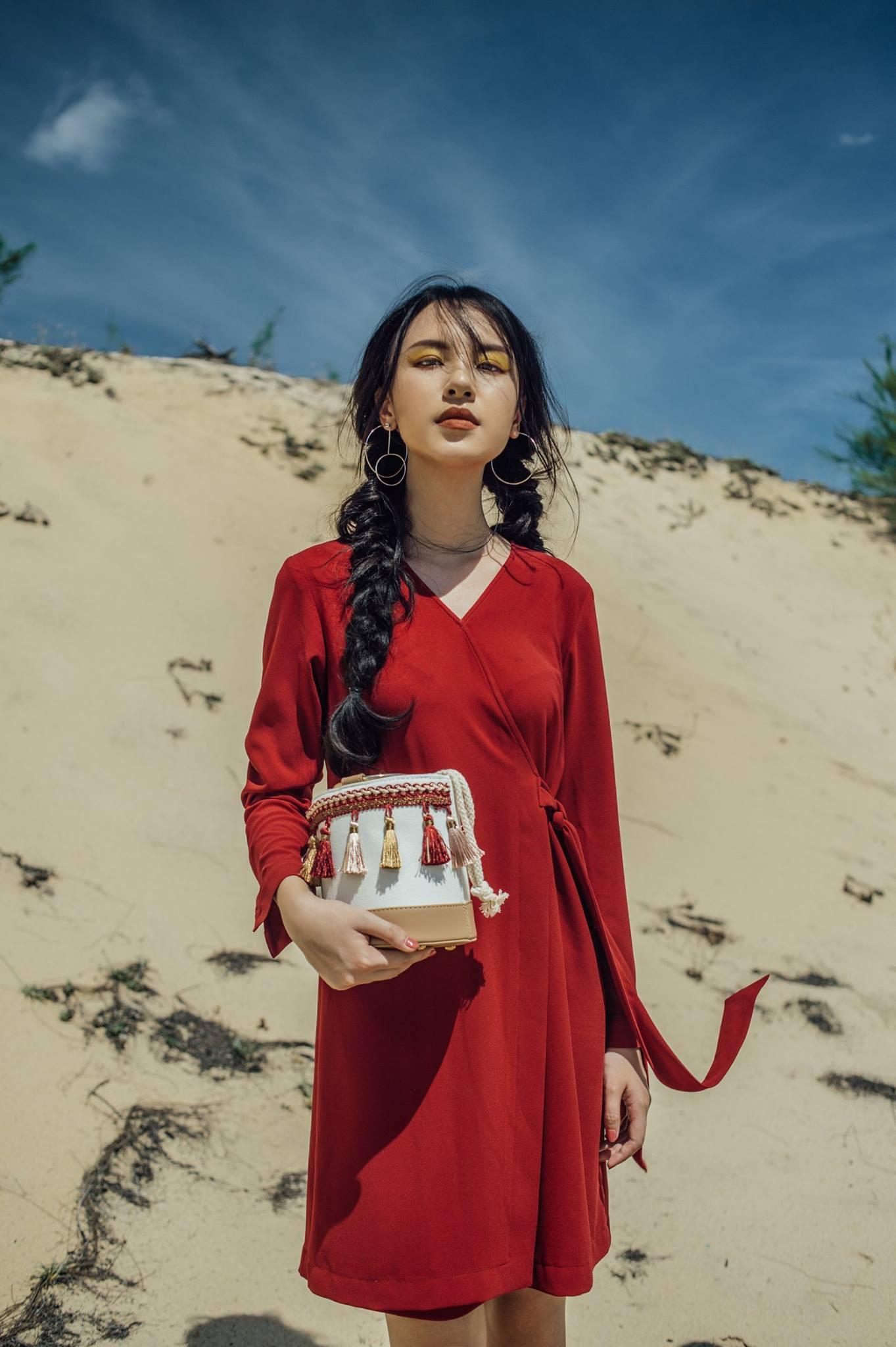 Cô nàng du học sinh Việt tại Nhật gây ấn tượng với nhan sắc ngọt ngào - Ảnh 8.