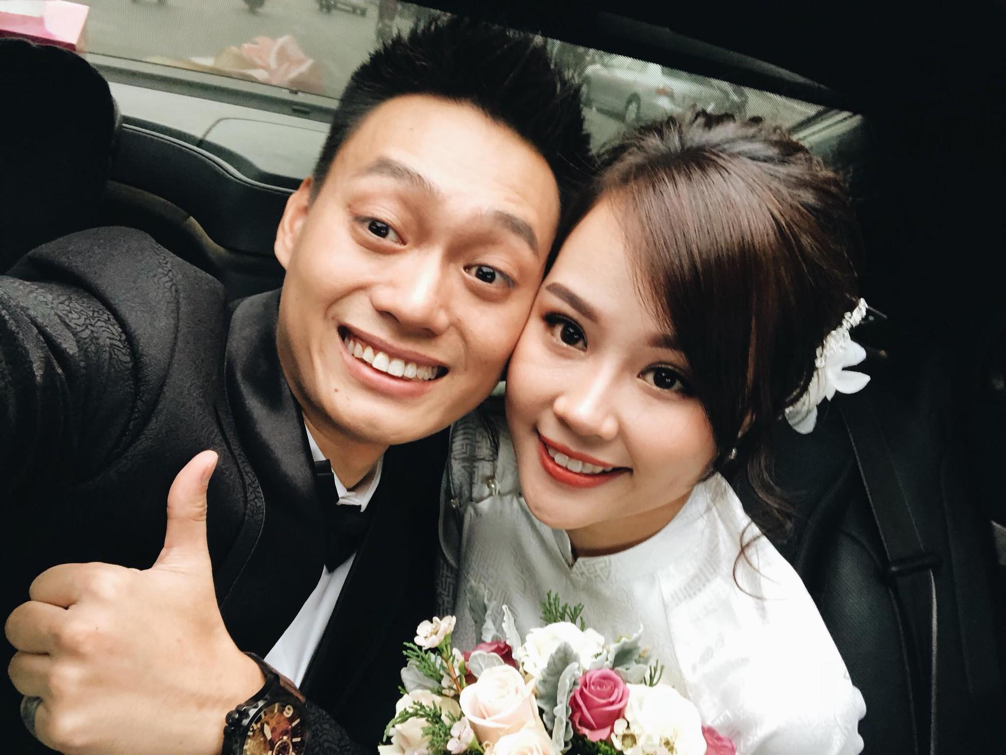 Hôm nay Nhật Anh Trắng cưới vợ, dân mạng xuýt xoa vì quá đẹp đôi - Ảnh 1.