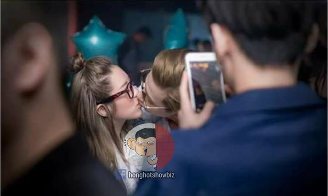 Phí Ngọc Hưng Vì yêu mà đến khẳng định cô gái trong bức ảnh hôn nhau chỉ là bạn bè - Ảnh 2.
