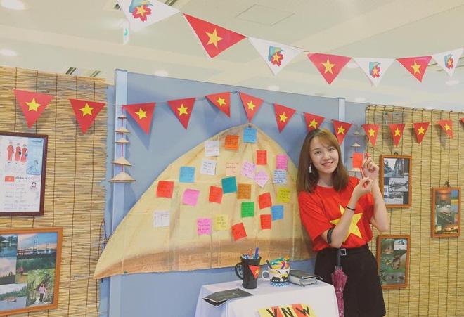 Cô nàng du học sinh Việt tại Nhật gây ấn tượng với nhan sắc ngọt ngào