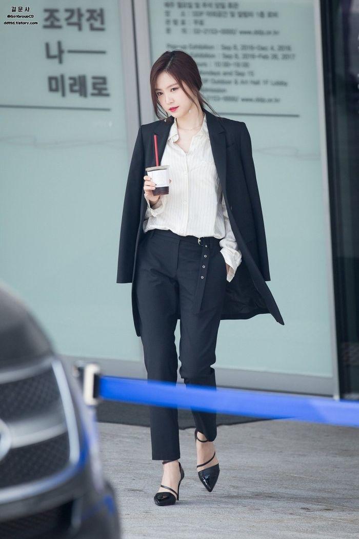 Thời trang Hàn Quốc  - Xu hướng suit nam tính lên ngôi
