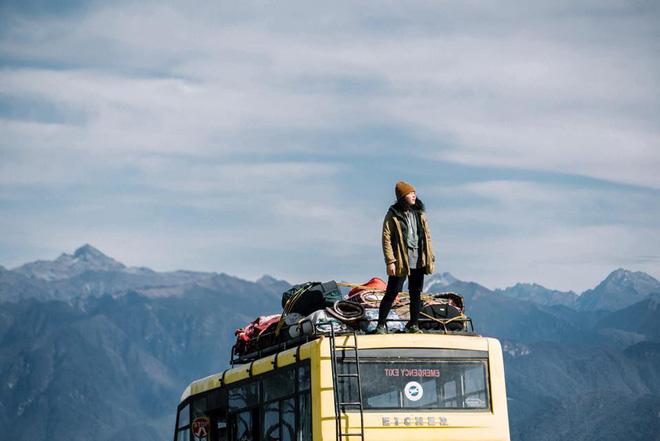 Ngắm Bhutan đẹp ngoài sức tưởng tượng dưới ống kính của travel blogger Nhị Đặng - Ảnh 6.