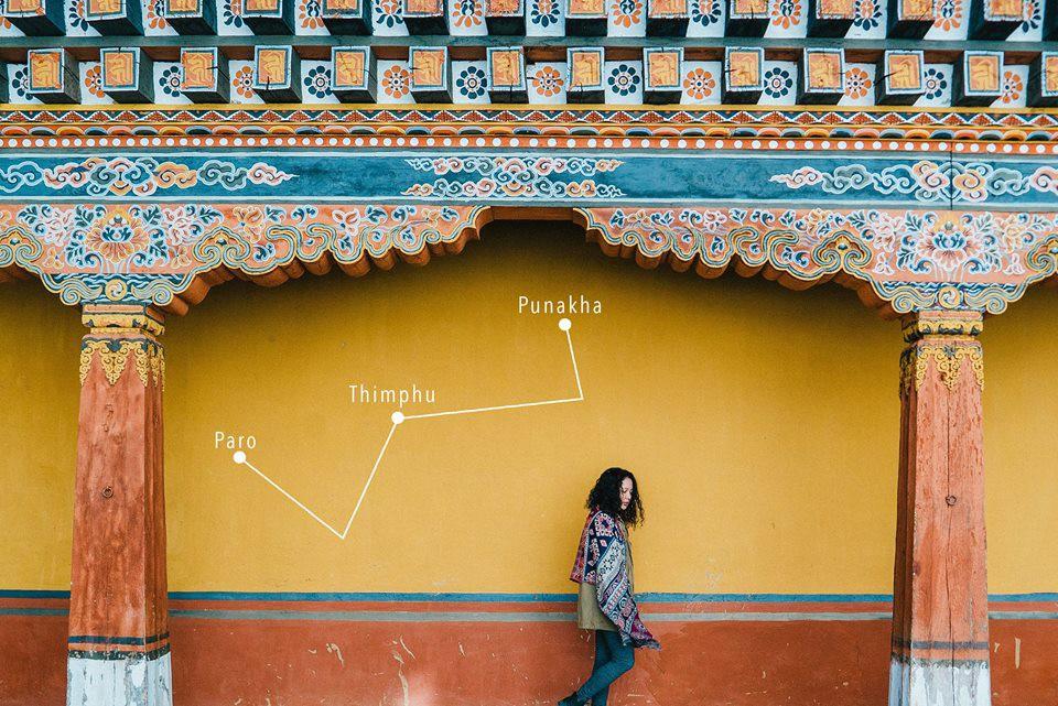 Ngắm Bhutan đẹp ngoài sức tưởng tượng dưới ống kính của travel blogger Nhị Đặng - Ảnh 3.