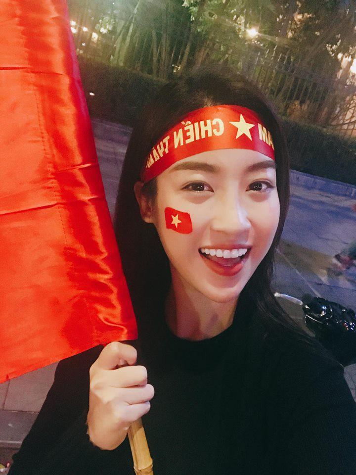 Bùi Tiến Dũng bất ngờ thả thính với Hoa hậu Đỗ Mỹ Linh - Ảnh 4.