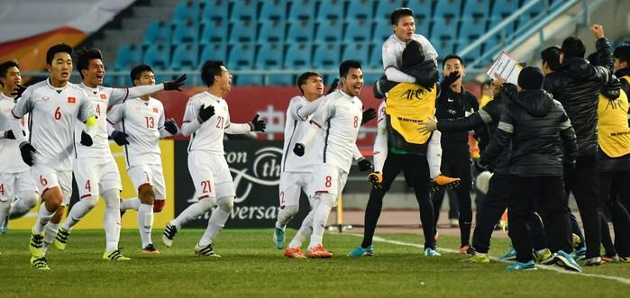 U23 Việt Nam giành thắng lợi trước đối thủ mạnh, U23 Qatar.