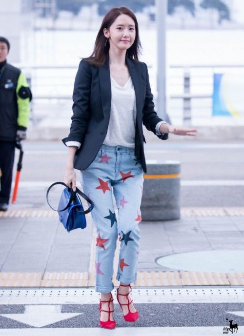 Thời trang Hàn Quốc: mách các nàng bí kíp phối đồ che khuyết điểm của nữ thần Yoona
