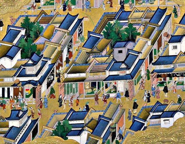 Tokyo từng yên bình đến lạ thường trước khi trở thành đô thị sầm uất nhất thế giới - Ảnh 2.