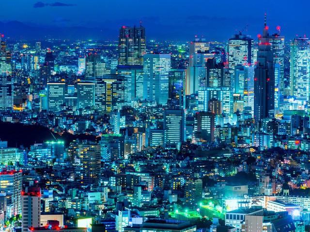 Tokyo từng yên bình đến lạ thường trước khi trở thành đô thị sầm uất nhất thế giới - Ảnh 14.