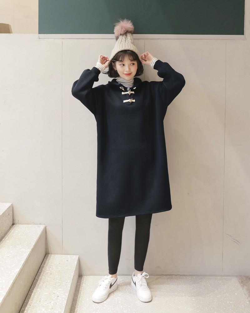 10 công thức phối layer áo cổ lọ ôm sát giúp bạn lên đồ vừa ấm vừa xinh trong đợt rét đậm, rét hại này - Ảnh 12.