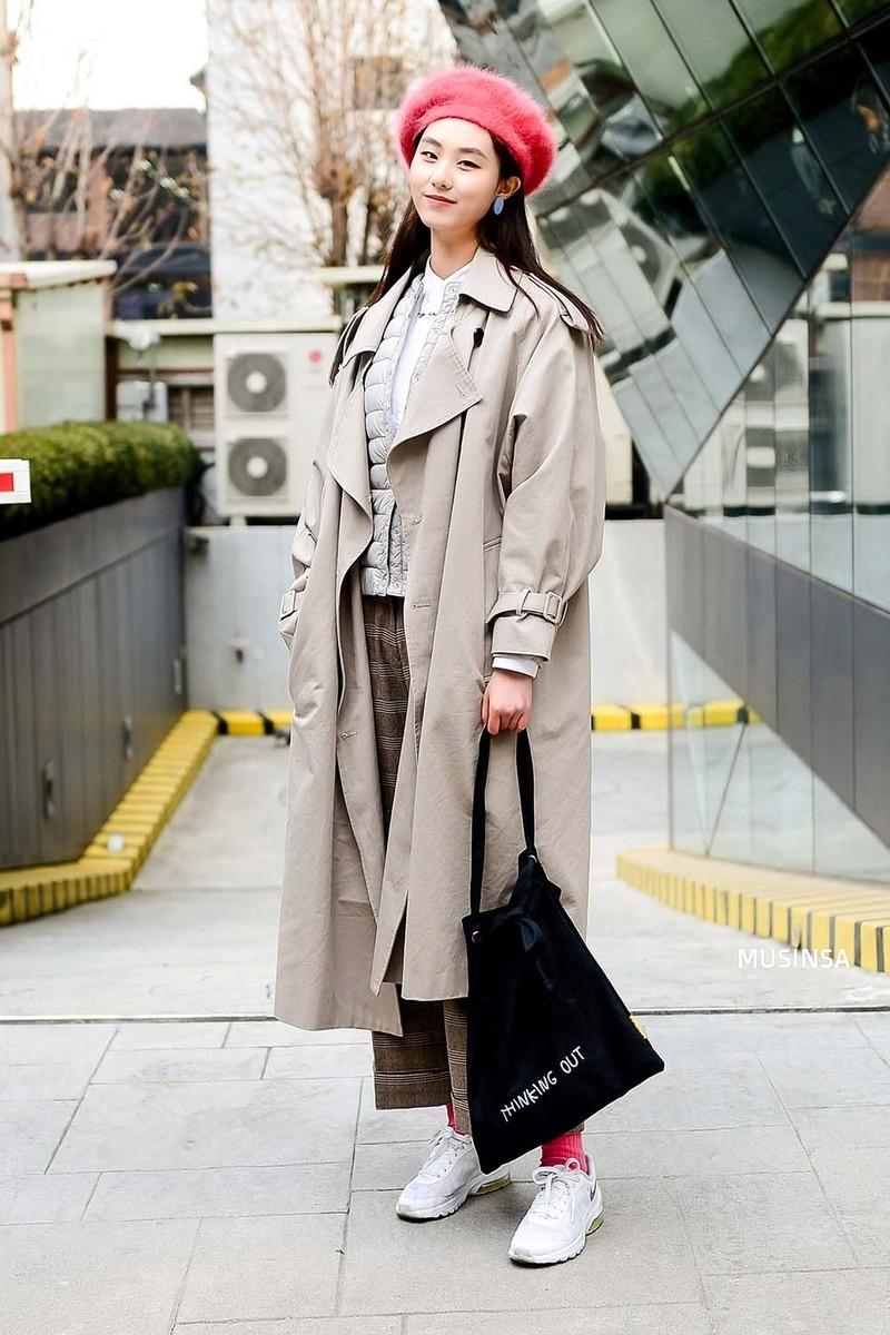 Thời trang Hàn Quốc : Street style siêu cool dành cho các cô nàng cá tính