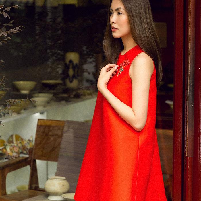 bestie hoc cach dien do Tet cua Tang Thanh Ha 3