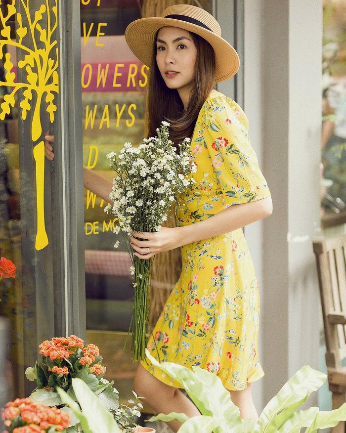 bestie hoc cach dien do Tet cua Tang Thanh Ha 6