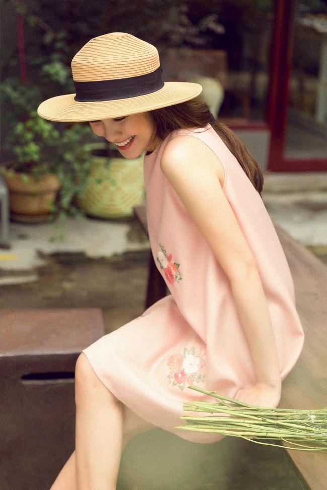 bestie hoc cach dien do Tet cua Tang Thanh Ha 12