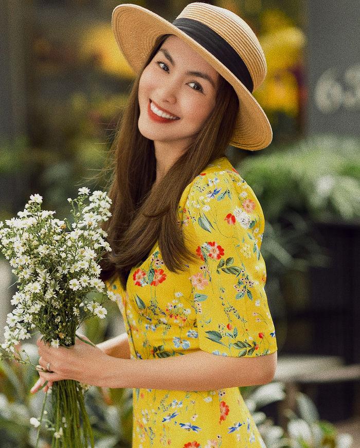 bestie hoc cach dien do Tet cua Tang Thanh Ha 7