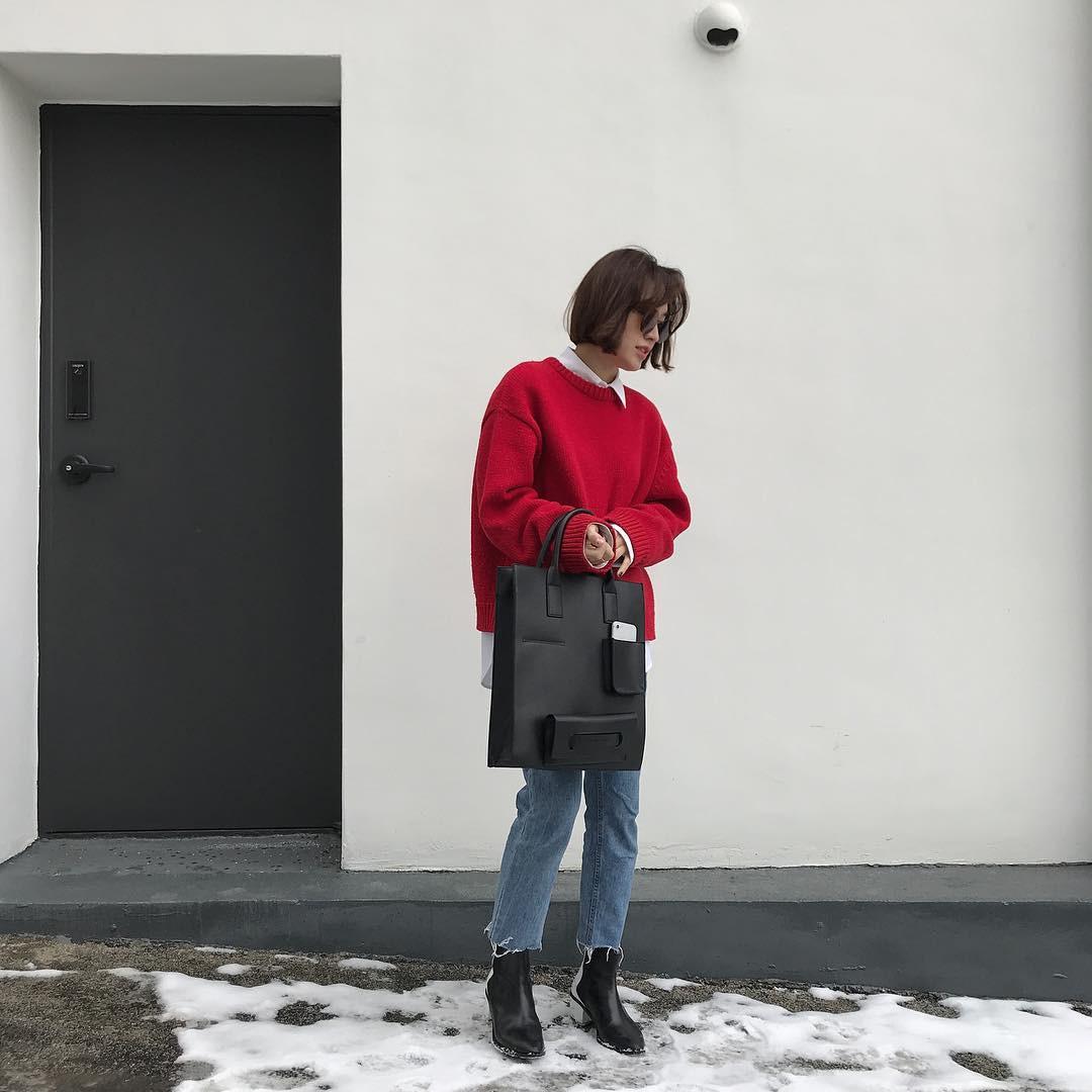 4 cách mix quần áo cực chuẩn đón Tết