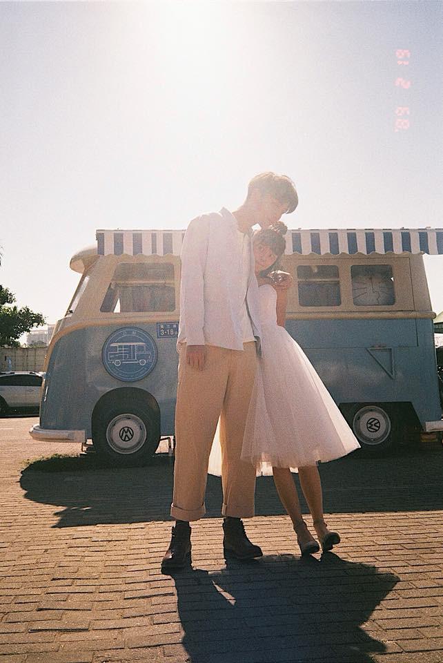 Thêm một bộ ảnh couple chụp bằng máy film tình đến từng khoảnh khắc - Ảnh 9.