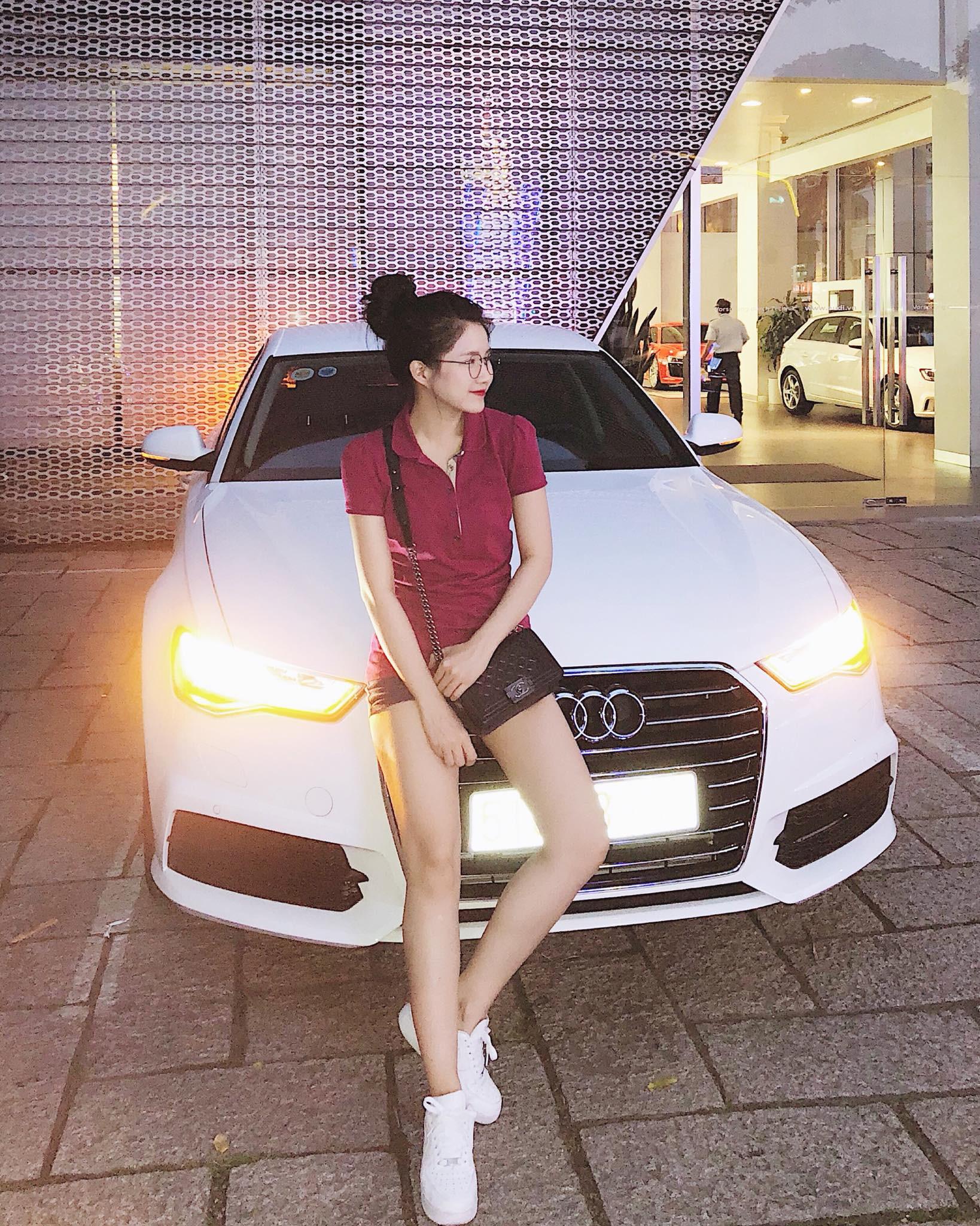 Bao nhiêu hot girl xinh đẹp, sang chảnh và sexy nhất Việt Nam đều sinh năm 1994 đây này! - Ảnh 11.