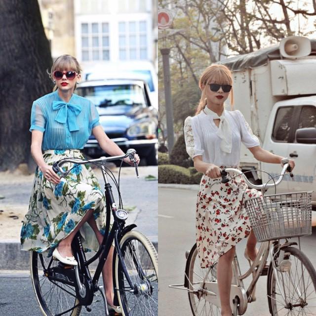Cậu bạn cosplay Taylor Swift dạo chợ Tết, diễn sâu đến nỗi fangirl bật khóc vì tưởng thật - Ảnh 5.