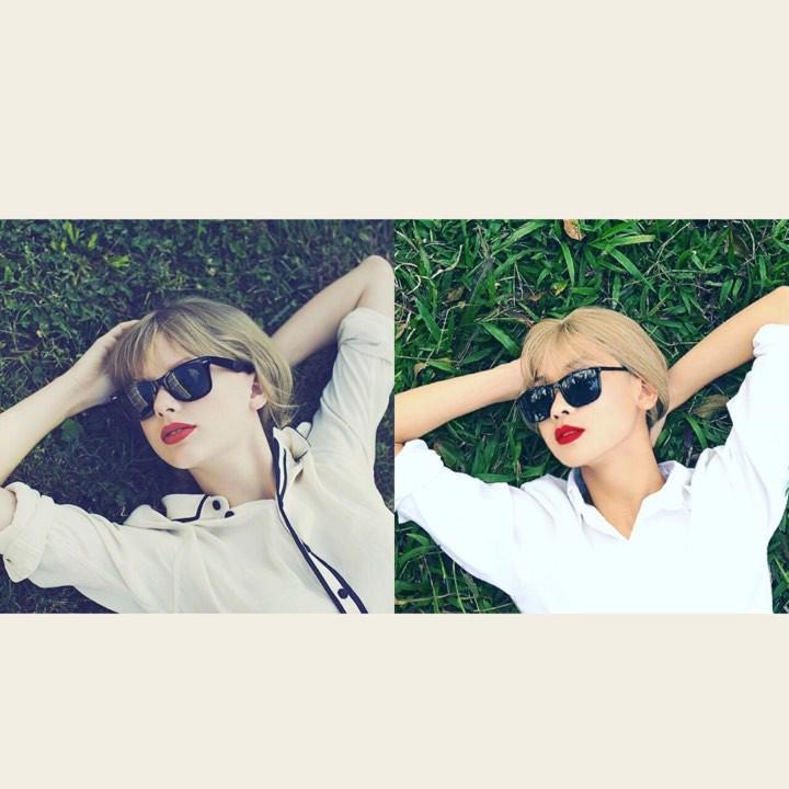 Cậu bạn cosplay Taylor Swift dạo chợ Tết, diễn sâu đến nỗi fangirl bật khóc vì tưởng thật - Ảnh 8.