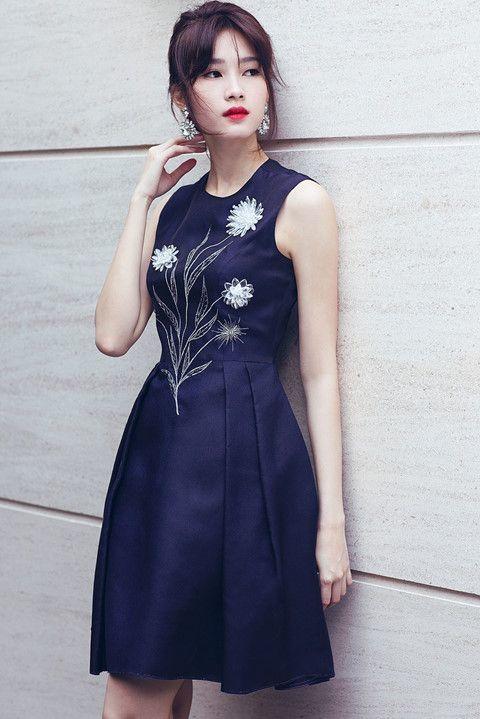 Xu hướng thời trang đầm hot nhất 2018