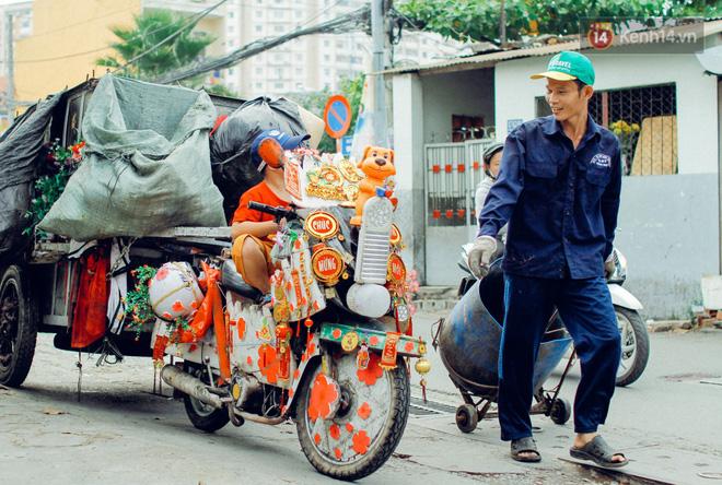 Người Sài Gòn chở xuân đi khắp ngỏ hẻm, mộc mạc mà đáng yêu lạ thường! - Ảnh 3.