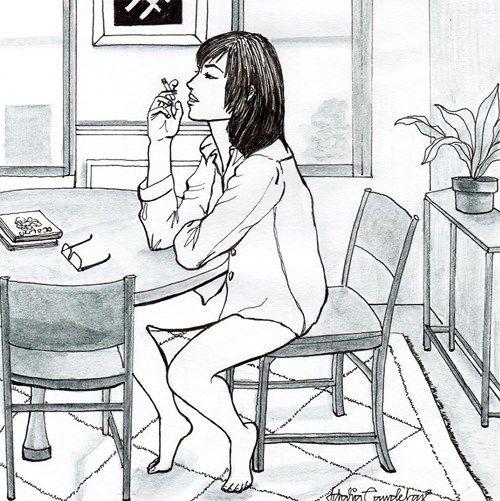 Bộ ảnh chứng minh cuộc sống độc thân thật sung sướng