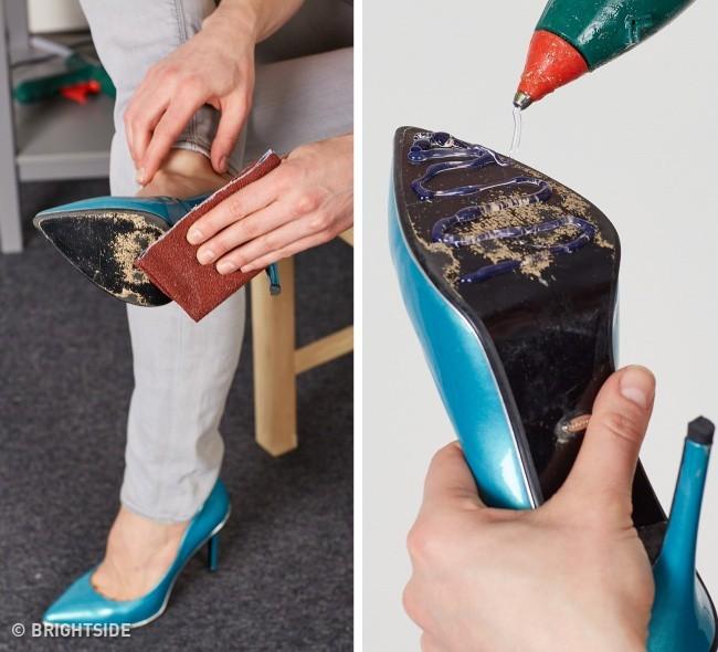 Cần ghi nhớ 13 mẹo làm sạch để giày lúc nào trông cũng như mới tinh như vừa mua - Ảnh 22.