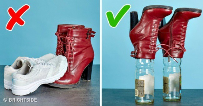 Cần ghi nhớ 13 mẹo làm sạch để giày lúc nào trông cũng như mới tinh như vừa mua - Ảnh 12.