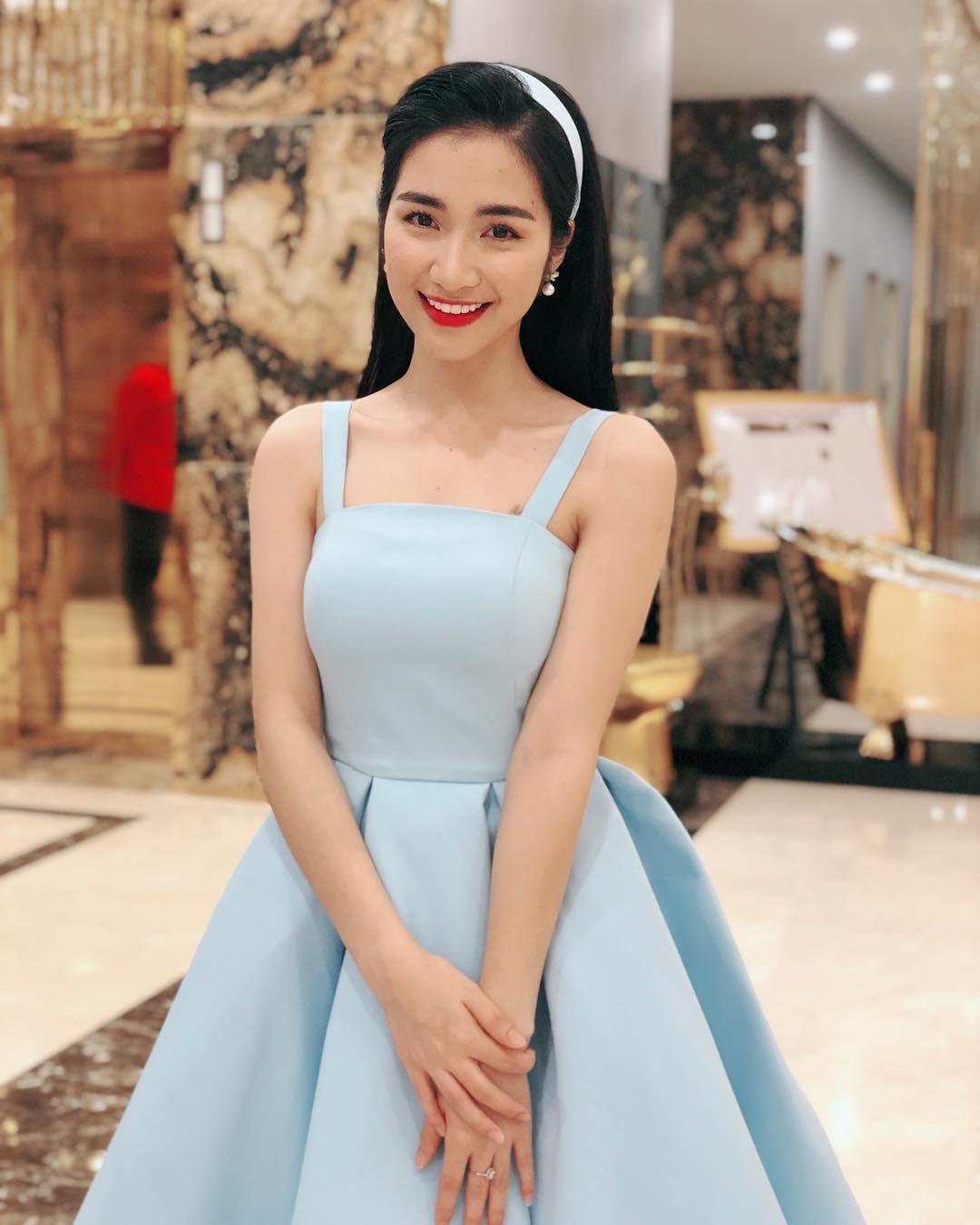 Dàn Hoa hậu, Á hậu gửi lời chúc và đặt cược vào chiến thắng của Hương Giang tại Hoa hậu Chuyển giới Quốc tế - Ảnh 9.