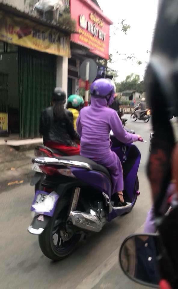 Bản tin thời trang giao thông: Những nàng ninja có áo giáp mix & match hoàn hảo với màu xe để chào hè 2018 - Ảnh 6.